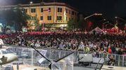 Piazzale della Libertà gremito per Bennato (Fotoprint)