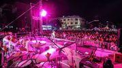 Edoardo Bennato sul palco (fotoprint)