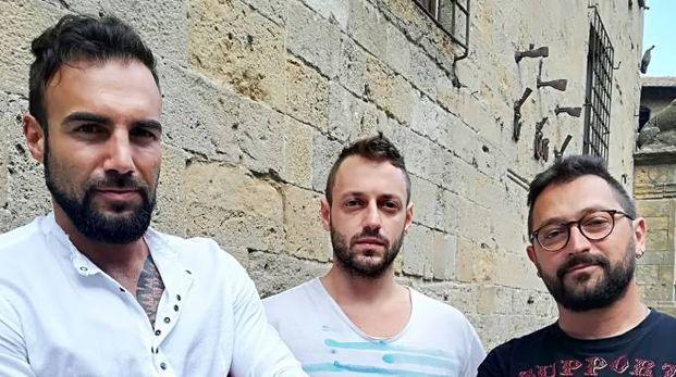 Gli organizzatori del Festival Acropolis