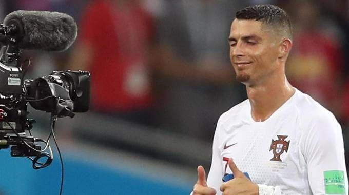 Cristiano Ronaldo (Ansa)