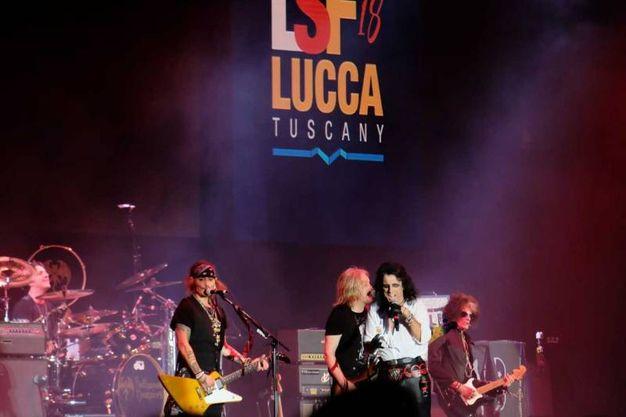Foto Paolo Pacini e Alcide