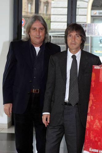 Carlo ed Enrico Vanzina nel 2005 (Lapresse)