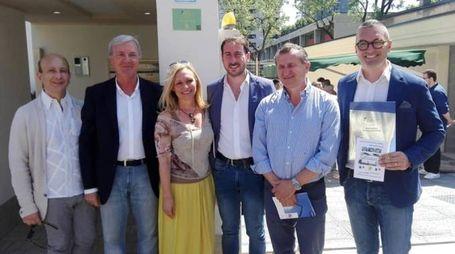 Il neo-sindaco Ghilardi ha battezzato il condominio
