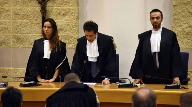 Processo Carim: la sentenza (foto Migliorini)