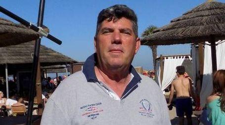 L'imprenditore Ferdinando Ferro, presidente degli operatori balneari