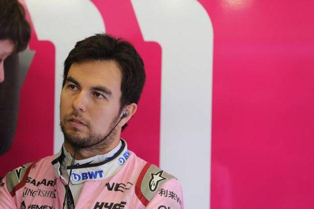 Sergio Perez: 0