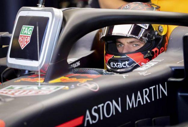 Max  Verstappen: 5