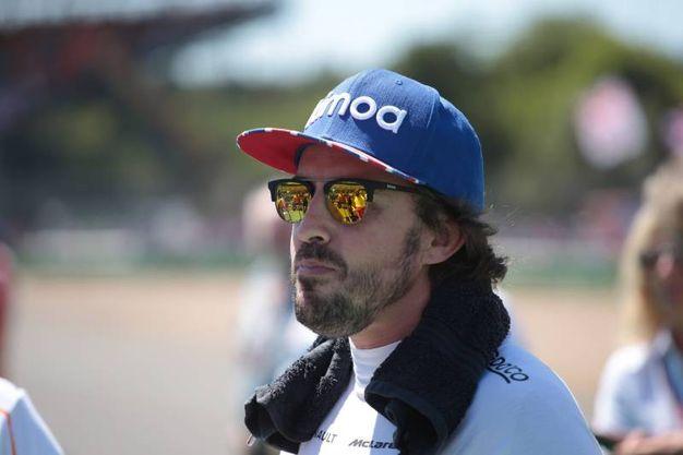 Fernando Alonso: 7