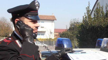 In azione Sono intervenuti i carabinieri di Ariano