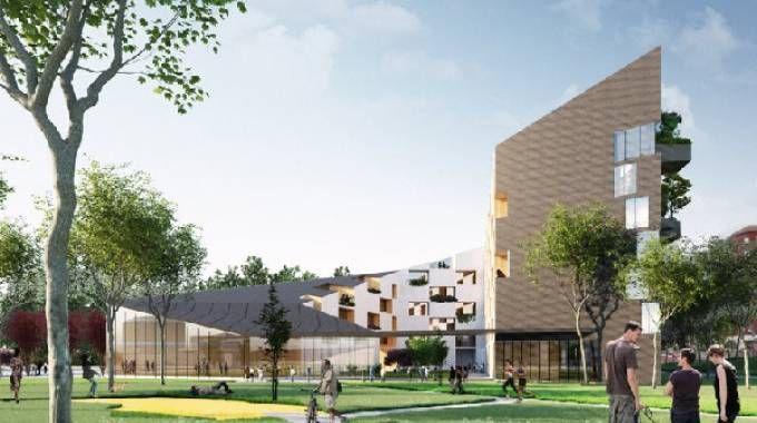 Corte Verde, il nuovo progetto di Stefano Boeri Architetti