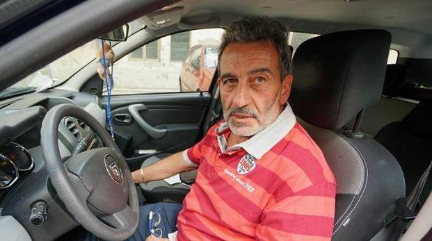 Il presidente della Croce Verde Salvatore Scarola