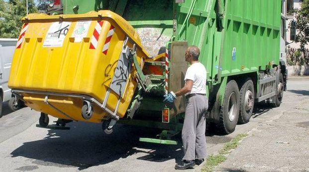 Il servizio di raccolta dei rifiuti