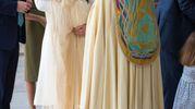Kate, Louis e l'arcivescovo (Lapresse)