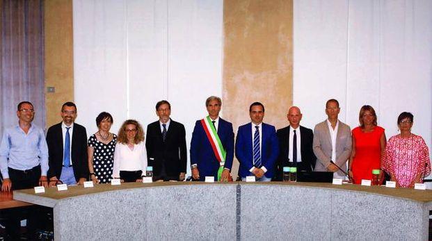 Consiglio comunale di Sondrio (Anp)