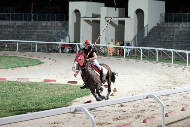 Quintana 2018, cavalieri porta Sant'Emidio