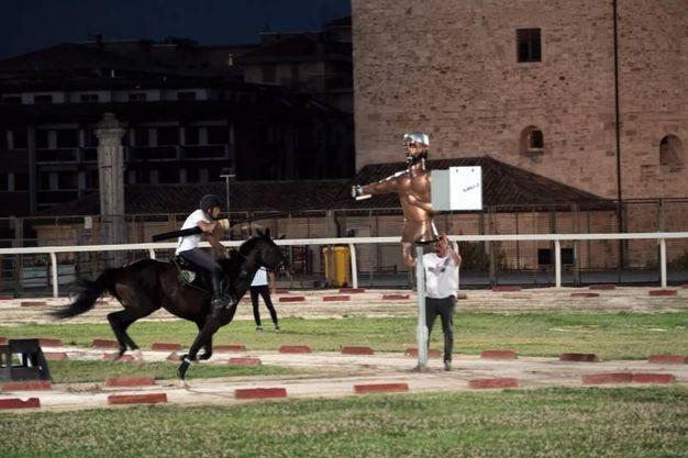 Quinta 2018, cavalieri Piazzarola