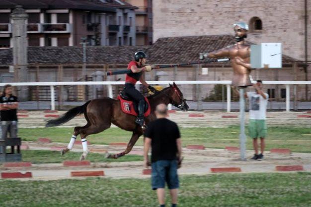 Quintana 2018, cavalieri Piazzarola