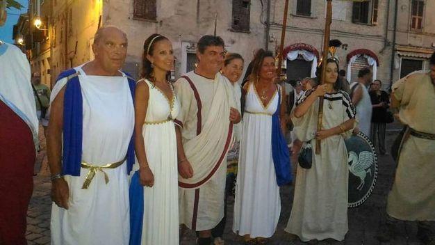 La Fano dei Cesari (Bartolucci)