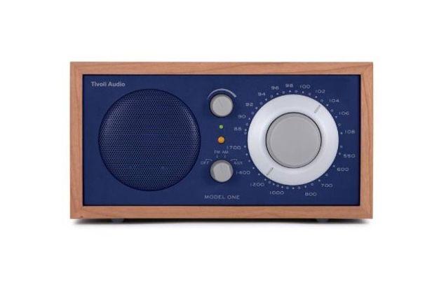 radio portatile Tivoli blu
