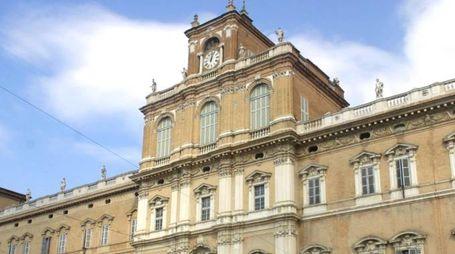 Palazzo Ducale a Modena, ora sede dell'Accademia Militare (FotoFiocchi)