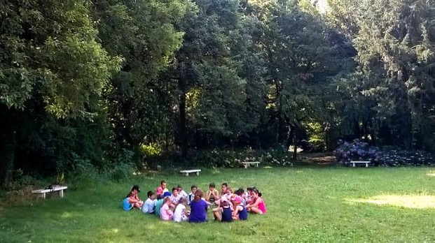 Letture per i piccoli al Parco Bertone