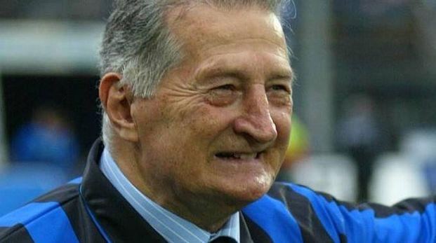 Titta Rota, ex giocatore e allenatore dell'Atalanta