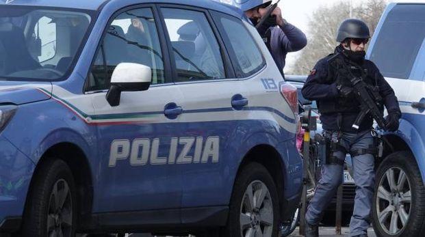Polizia si stato in assetto antiterrorismo