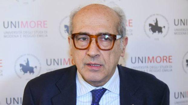 Il rettore di Unimore Angelo Oreste Andrisano