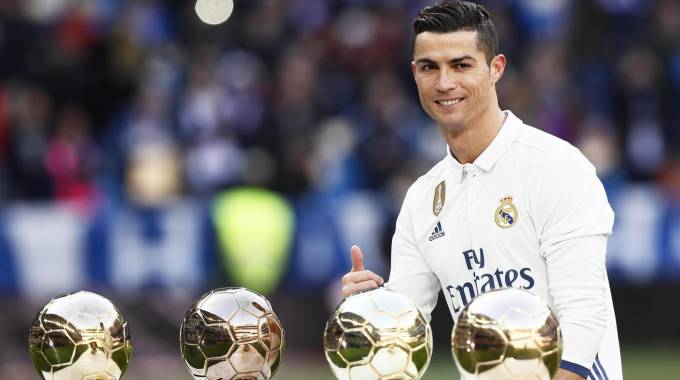 Cristiano Ronaldo alla Juve (Ansa)