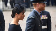 Meghan Markle e il Principe William (LaPresse)