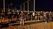 Militanti di Forza Nuova e Onr hanno pattugliato dal 5 al 9 luglio le spiagge di Rimini