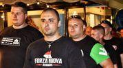 Alcuni dei militanti