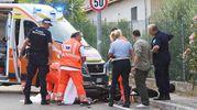 Tragico schianto costa la vita a due persone (foto Migliorini)
