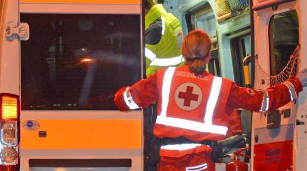Incidente a San Giovanni in Persiceto. Soccorsi in una foto d'archivio Torres