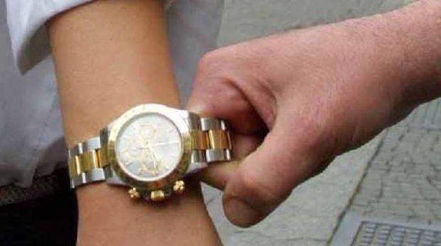Furto di un Rolex (archivio PasqualeBove)