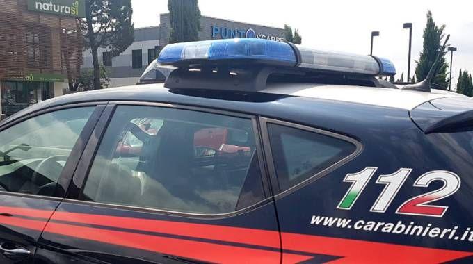 I carabinieri a Cernusco Lombardone