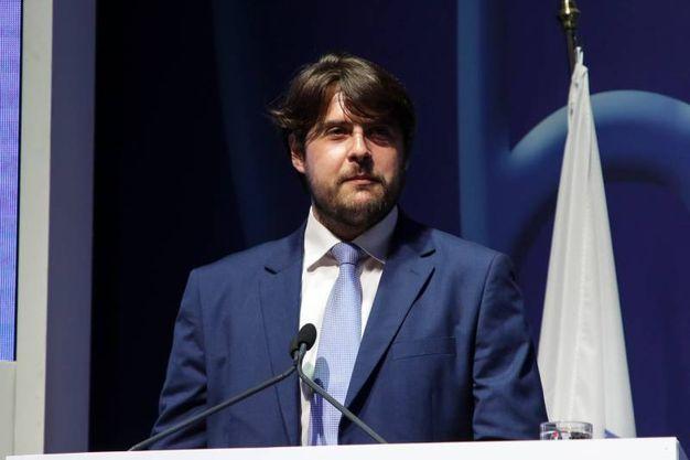 Stefano Buffagni (Foto Petrangeli)