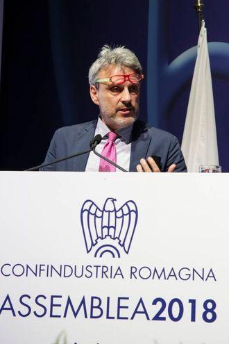 Emanuele Parsi (Foto Petrangeli)