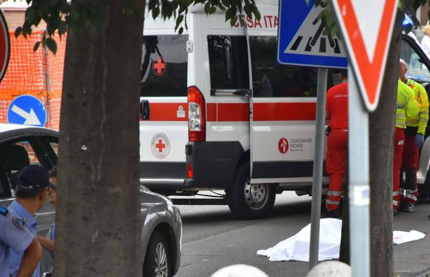 Incidente mortale a Casalgrande (Artioli)