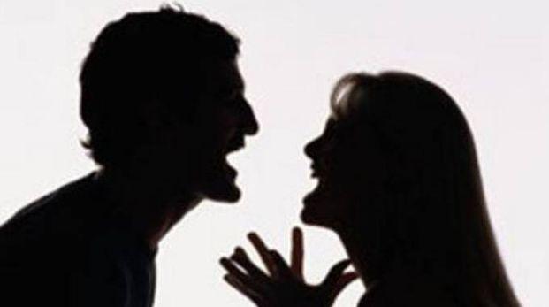 Litigio fra moglie e marito