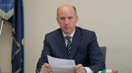 Il sindaco bressese Simone Cairo
