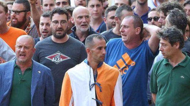 Mazzuoli a luglio ha affidato Rocco Ro a Brigante
