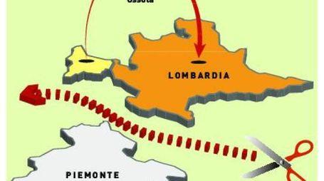 VCO: referendum per passare alla Lombardia