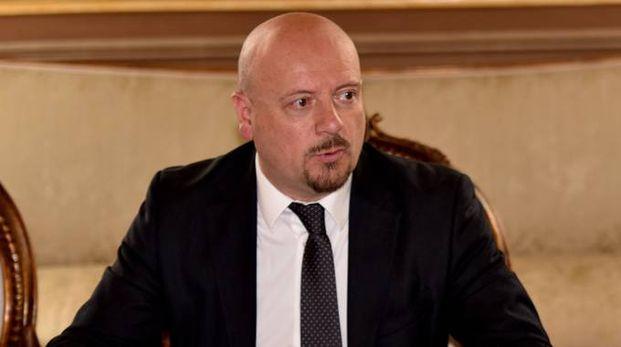 Il sindaco Davide Drei