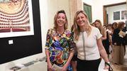 Carlotta Zamboni e Benedetta Valentini (Foto Schicchi)