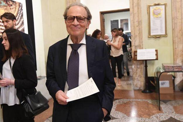 Leone Sibani, ex presidente della Fondazione Carisbo (Foto Schicchi)