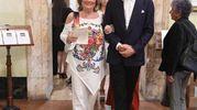 Egeria Di Nallo con Guido Vincenzo (Foto Schicchi)