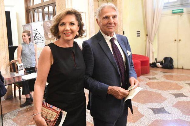 Pasquale Tassone e Vita Fiorelli (Foto Schicchi)