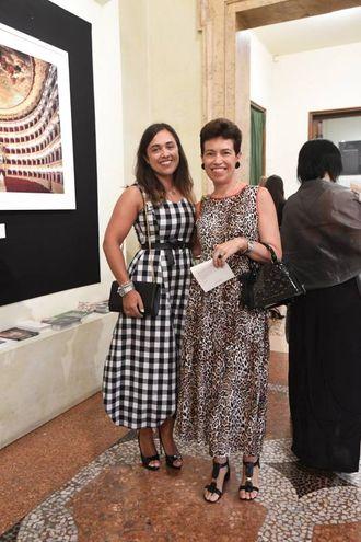 Sonia Stecchetto e Graziella Gotti (Foto Schicchi)