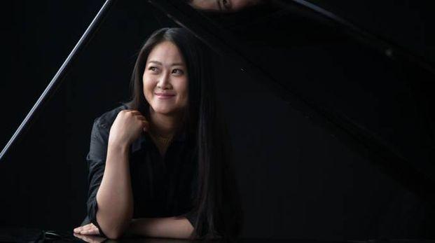 La solista cinese Jin Ju